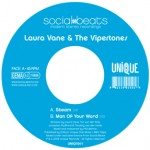 Laura Vane Vipertones Steam Man Of Your Word