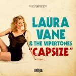 Capsize Laura Vane & The Vipertones Single