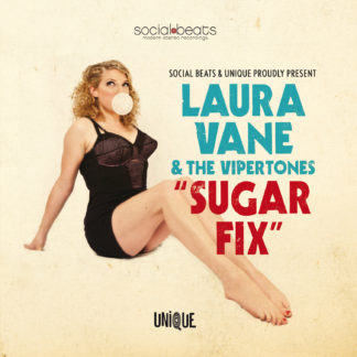 Cover Sugar Fix Laura Vane The Vipertones