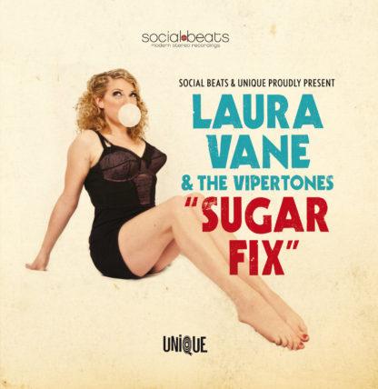 Cover Sugar Fix Laura Vane The Vipertones