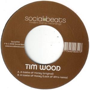 Tim Wood - Taste of Honey