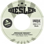 Diesler & Grant Phabao - Reggae Magic