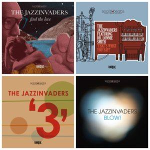 Jazzinvaders Discount Bundle
