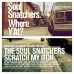 The Soul Snatchers 2 vinyl album