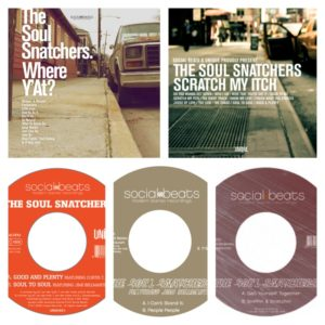 Soul Snatchers Vinyl Discount Bundle