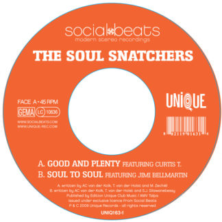 Good & Plenty ft Curtis T & Soul to Soul ft Jimi Bellmartin