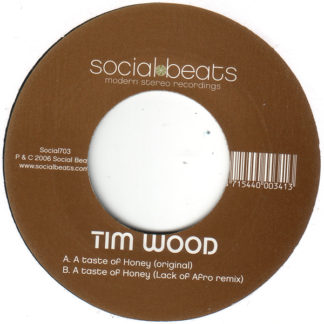 Tim Wood - Taste of Honey