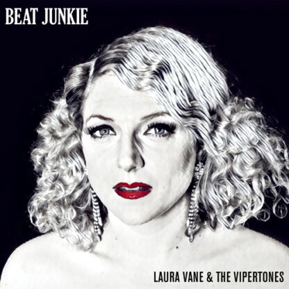 Laura Vane & The Vipertones Beat Junkie EP
