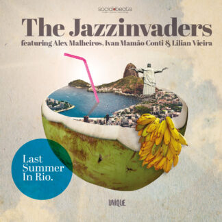 The Jazzinvaders Last Summer In Rio